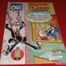 Comics: OLE Nº 183. MORTADELO Y FILEMON. EDICIONES B. C-8C. Lote 110836215