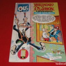 Cómics: OLE Nº 183. MORTADELO Y FILEMON. EDICIONES B. C-8C. Lote 110836843