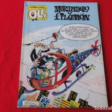 Comics: OLE Nº 218. MORTADELO Y FILEMON. EDICIONES B. C-8D. Lote 110928507