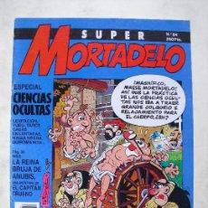 Cómics: MORTADELO, SUPER Nº 84 CON EL CAPITÁN TRUENO. Lote 111475007
