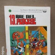 Cómics: 13 RUE DEL PERCEBE. LAS MEJORES HISTORIETAS DEL COMIC ESPAÑOL 5. BIBLIOTECA EL MUNDO. BUEN ESTADO. Lote 111638543