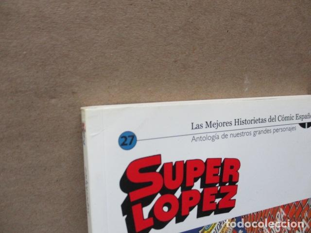 Cómics: SUPER LOPEZ Nº 27 - EDITORIAL EL MUNDO - Foto 2 - 111639543