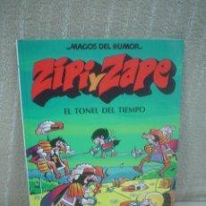 Cómics - MAGOS DEL HUMOR 12 - ZIPI Y ZAPE: EL TONEL DEL TIEMPO - 111670791