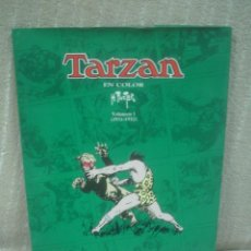Cómics: TARZAN EN COLOR - VOLUMEN 1 (1931-1932) - HAL FOSTER - EDICIONES B. Lote 111673647