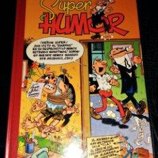 Cómics: SUPER HUMOR MORTADELO VOLUMEN 19 TAPA DURA TOMO. Lote 111743315