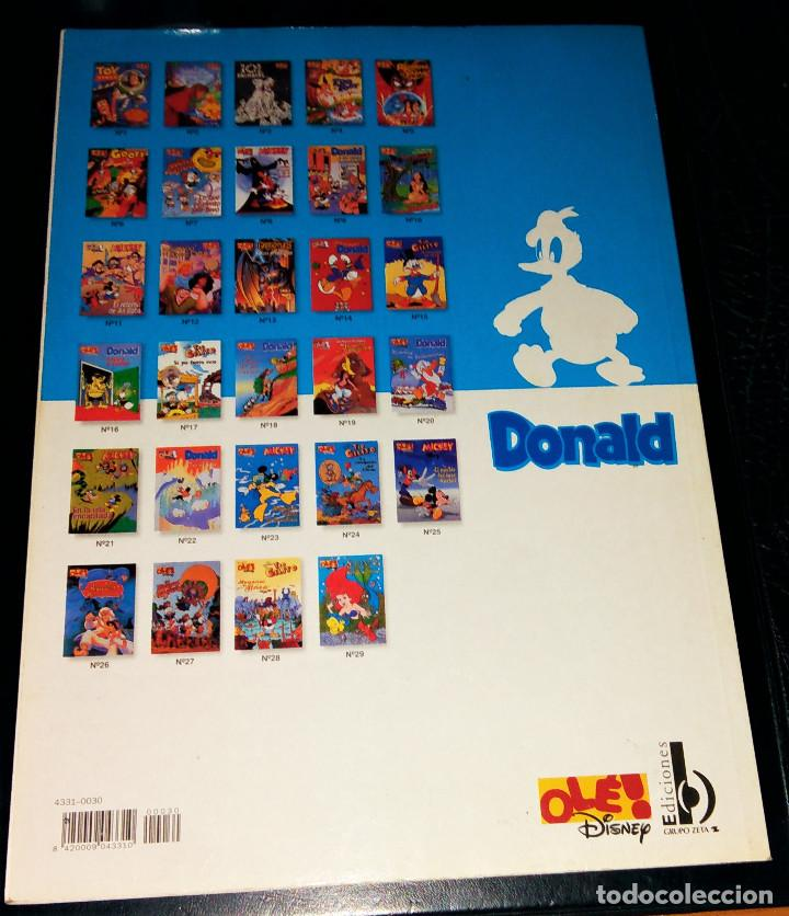 Cómics: Olé Disney nº 30 Donalds en la Antigua Persia - Foto 3 - 156571146