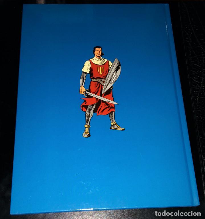 Cómics: El Capitán Trueno - La horda de Akbar + Las ruinas de Tintagel - Victor Mora Fuentes Man 2000 - Foto 2 - 111743807
