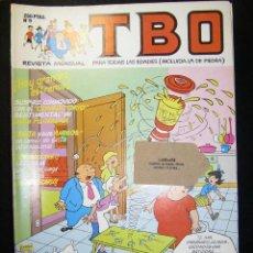 Cómics: LOTE DE 19 NÚMEROS DE TBO EDICIONES B. Lote 112025075