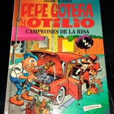 Grandes del Humor nº 3 - Pepe Gotera y Otilio Campeones de la risa - Francisco Ibáñez - elPeriódico