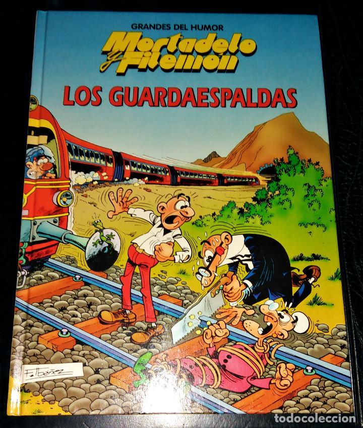 Cómics: Grandes / magos del Humor 9 números Mortadelo Filemón Rompetechos Pepe Gotera Simpsons elPeriódico - Foto 8 - 112184155