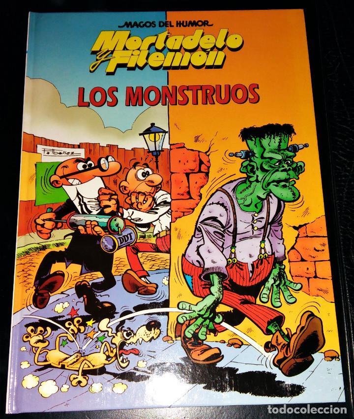 Cómics: Grandes / magos del Humor 9 números Mortadelo Filemón Rompetechos Pepe Gotera Simpsons elPeriódico - Foto 11 - 112184155