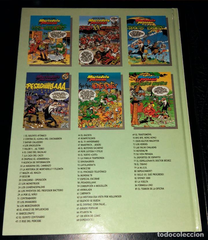 Cómics: Grandes / magos del Humor 9 números Mortadelo Filemón Rompetechos Pepe Gotera Simpsons elPeriódico - Foto 15 - 112184155