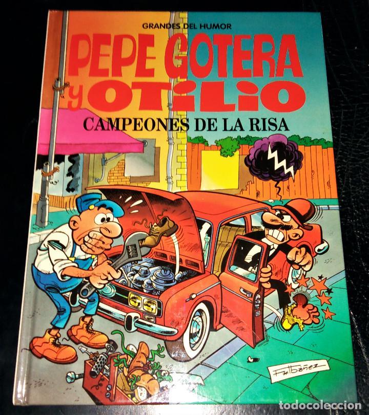 Cómics: Grandes / magos del Humor 9 números Mortadelo Filemón Rompetechos Pepe Gotera Simpsons elPeriódico - Foto 17 - 112184155