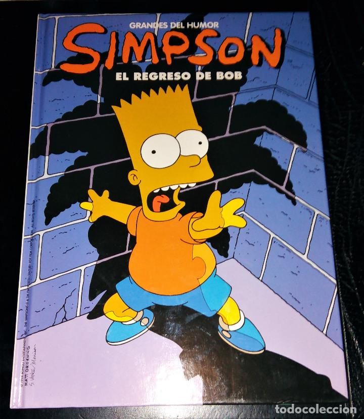 Cómics: Grandes / magos del Humor 9 números Mortadelo Filemón Rompetechos Pepe Gotera Simpsons elPeriódico - Foto 26 - 112184155