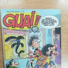 Fumetti: GUAI #59 (TEBEOS SA). Lote 112292084