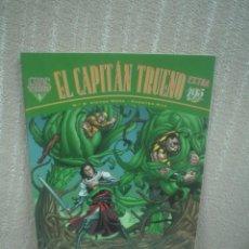 Cómics: EL CAPITÁN TRUENO EXTRA FANS Nº 6 - VÍCTOR MORA / FUENTES MAN. Lote 112323907
