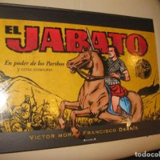 Cómics: EL JABATO - EN PODER DE LOS PARTHOS - GRAN FORMATO EDICION ESPECIAL 50 ANIVERSARIO . Lote 112740267