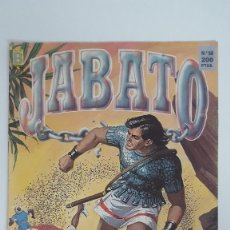 Cómics: JABATO 58 EDICION HISTORICA. Lote 112883491