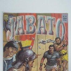 Cómics: JABATO 61 EDICION HISTORICA. Lote 112883583
