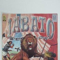 Cómics: JABATO 70 EDICION HISTORICA. Lote 112883635