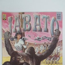 Cómics: JABATO 67 EDICION HISTORICA. Lote 112883675