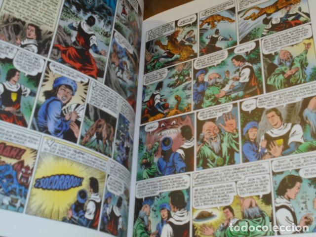 Cómics: LOTE 5 TOMOS TRUENO COLOR Nº 1-2-3-4 Y 5 VICTOR MORA - AMBROS - EDICIONES B - OFERTA - Foto 2 - 113105243