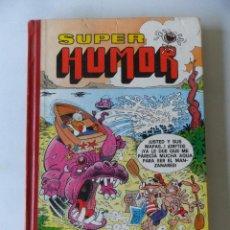 Cómics: SUPER HUMOR - VOL. 53 - TOMO EN TAPA DURA - EDICIONES B. Lote 113152475