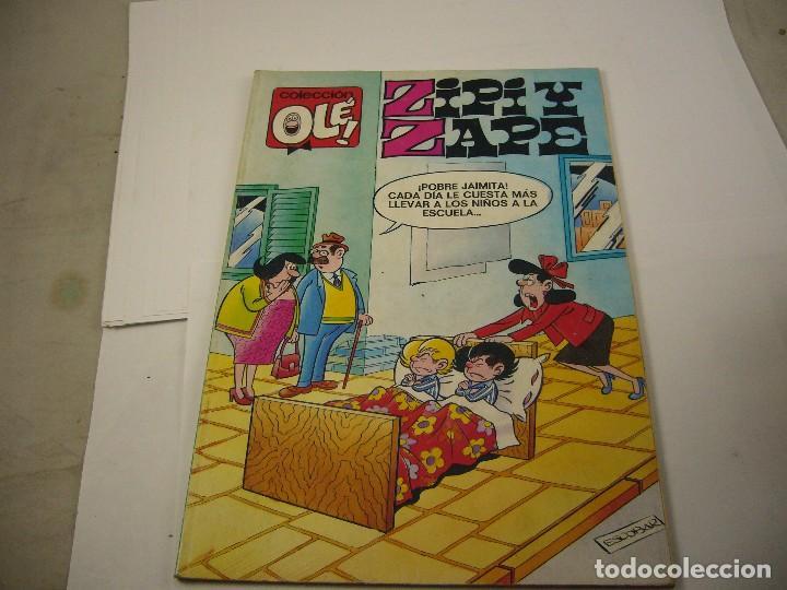 EDICIONES B ZIPI Y ZAPE 31-Z.97 (Tebeos y Comics - Ediciones B - Humor)