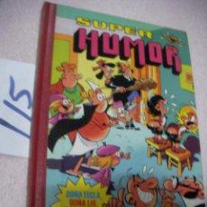 Cómics: COMIC SUPER HUMOR VOL. XVIII. Lote 113199835