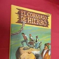 Cómics: EL CORSARIO DE HIERRO. TOMO 3. EDICIONES B. Lote 113209951