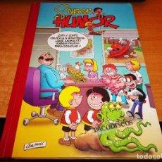 Cómics: SUPER HUMOR LO MEJOR DE ZIPI Y ZAPE Nº 1 F. IBAÑEZ ESCOBAR 1ª EDICION 2001. Lote 145233693