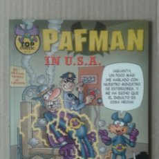 Cómics: PAFMAN IN U.S.A. TOP CÓMIC N°3. EDICIONES B, 2006. DESCATALOGADO.. Lote 113382748
