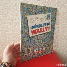 Cómics: COMIC TEBEO JUEGO DONDE ESTA WALLY MARTIN HANDFORD 1992 EDICIONES B. Lote 113998627