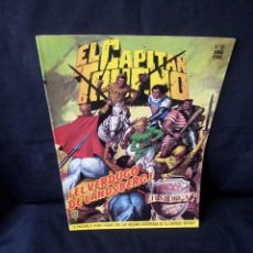 Cómics: EL CAPITAN TRUENO Nº 123 - ¡EL VERDUGO DE LANDSBERG! - EDICION HISTORICA - EDICIONES B 1989. Lote 114129523