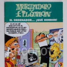 Cómics: MORTADELO Y FILEMÓN - EL ORDENADOR... ¡QUÉ HORROR! - EDICIONES B 2003. Lote 114194507