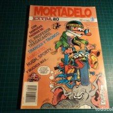 Cómics: MORTADELO EXTRA. Nº 20. EDICIONES B. (B-4). . Lote 114203559
