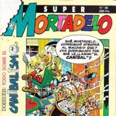 Cómics: SUPER MORTADELO. Nº 99. Lote 114668903