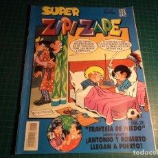 Cómics: SUPER ZIPI Y ZAPE. Nº 137. EDICIONES B. (M-45). Lote 114716391