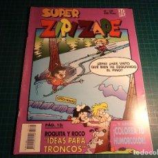 Cómics: SUPER ZIPI Y ZAPE. Nº 139. EDICIONES B. (M-12). Lote 114730275