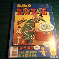 Cómics: SUPER ZIPI Y ZAPE. Nº 119. EDICIONES B. (M-12). Lote 114730351