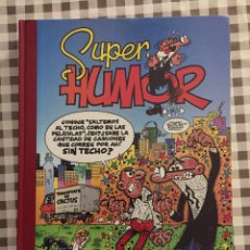 Cómics: SUPER HUMOR, MORTADELO Y FILEMON, NUMERO 23, EDICIONES B. Lote 114844079