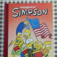 Cómics: SUPER SIMPSON, NUMERO 4 , EDICIONES B. Lote 114844667