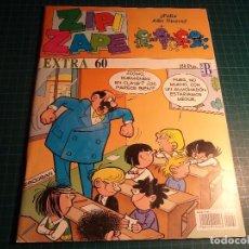 Cómics: ZIPI ZAPE EXTRA. Nº 60. EDICIONES B. (M-12).. Lote 115233211