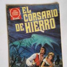 Cómics: EL CORSARIO DE HIERRO Nº 1, LA MANO AZUL. ED. 1980; OCASIÓN. Lote 115359067