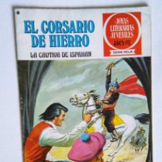Cómics: EL CORSARIO DE HIERRO, LA CAUTIVA DE ISPAHAN; Nº 13. PRIMERA EDICIÓN DE 1978. BUEN ESTADO. Lote 115359891