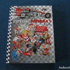 Cómics: MORTADELO ESPECIAL FORMULA 1. Lote 115396591