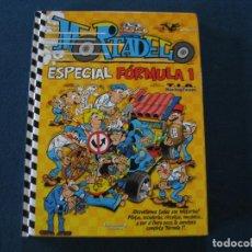 Cómics: MORTADELO ESPECIAL FORMULA 1. Lote 115396735
