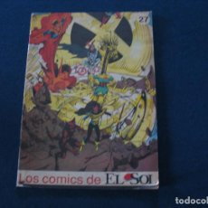 Cómics: LOS COMICS DE EL SOL 27. Lote 115397447