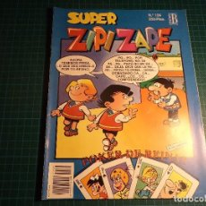 Cómics: SUPER ZIPI ZAPE. Nº 124. EDICIONES B. (M-12). Lote 115399023