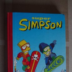 Cómics: SUPER SIMPSON Nº 5 - MATT GROENING. Lote 116631955